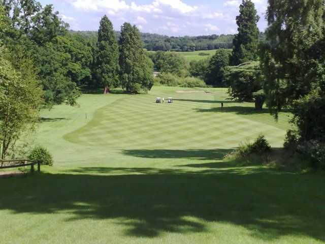 9th hole at Patshull