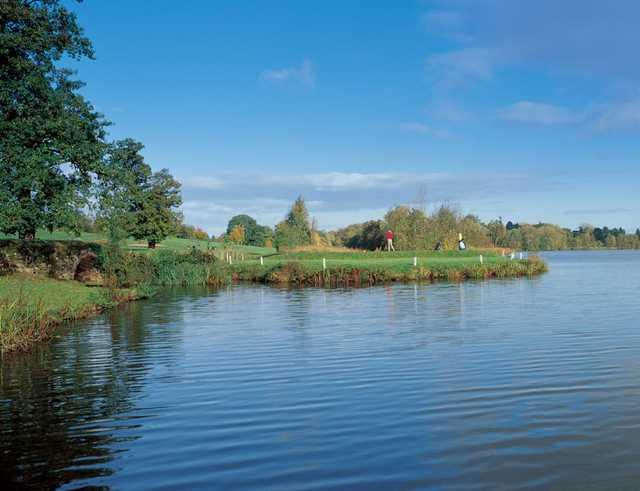 Water at Patshull Park