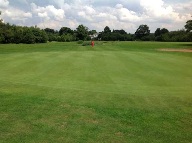 10th green, Owston Hall Golf Club