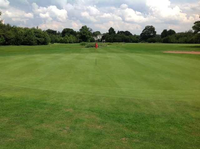 10th green, Owston Hall Golf Club