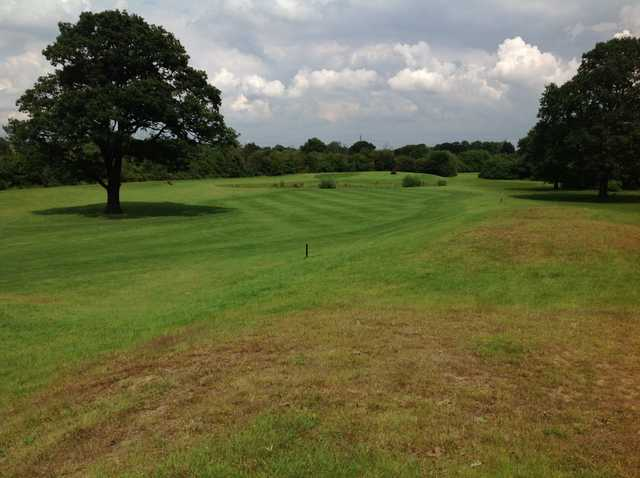 Owston Hall Golf Course, 13th fairway
