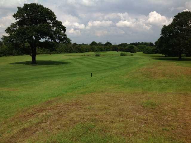 Owston Hall Golf Course, 13th fairway