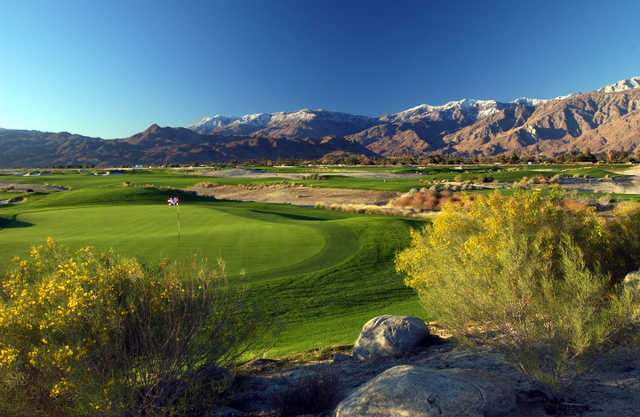 A green view from Cimarron Golf Club