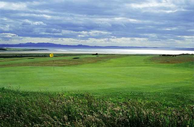 Gullane No. 3 Course - 14th Hole