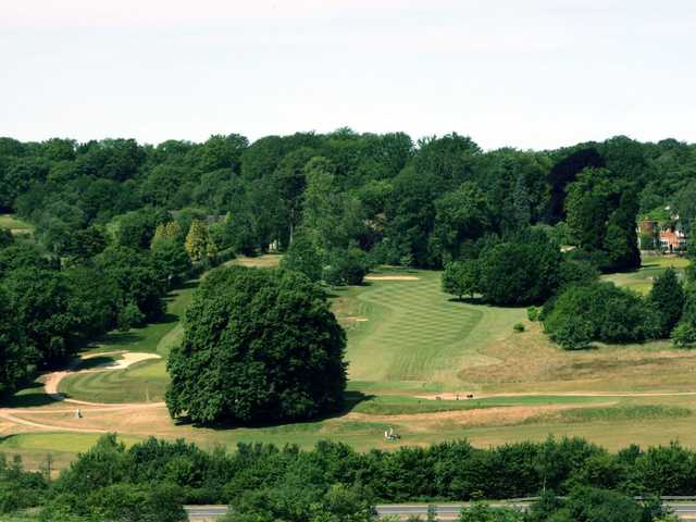 Superb settings at Donnington Valley Golf Club