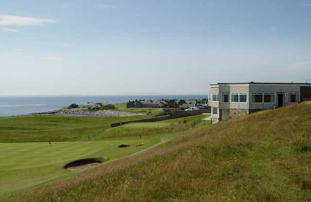 View from Brora GC