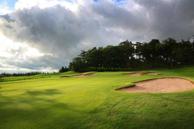 A look at the 10th hole on the Cheshire Course