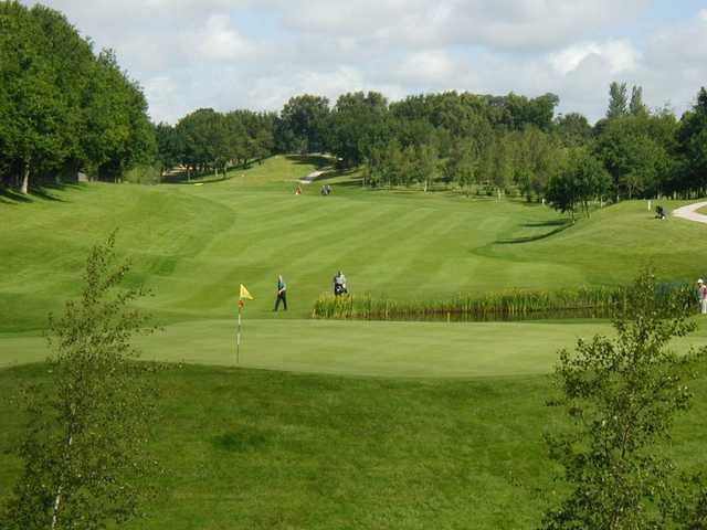 18th at Bawburgh Golf Club