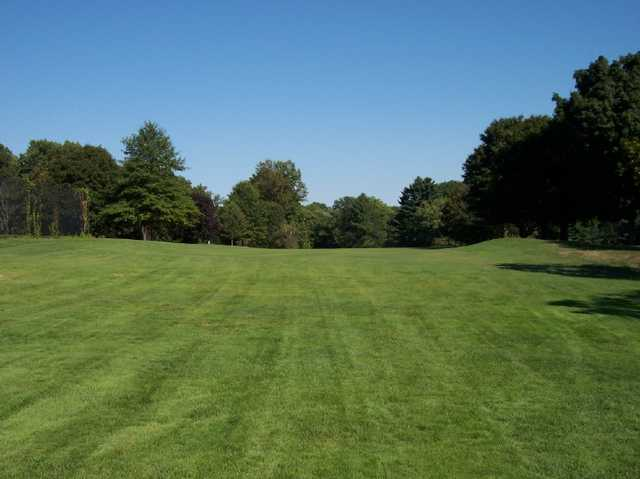 View of the 10th fairway at Lake Isle Country Club