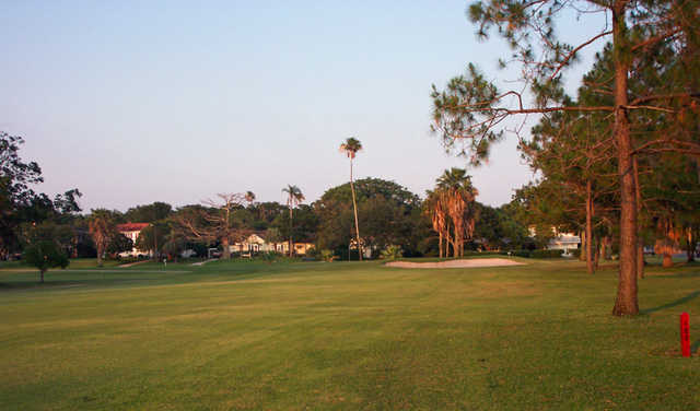 A view from Clearwater Country Club