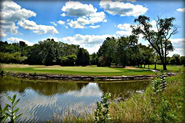 View from Joliet Golf Club