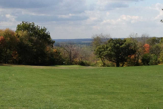 A view from South Bluff Country Club