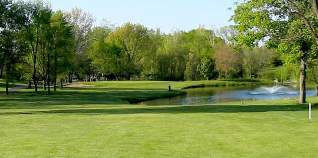 A view from Bent Oak Golf Club