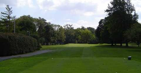 A from the 10th tee at Kokomo Country Club