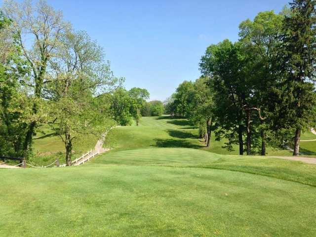 A view from Meshingomesia Country Club