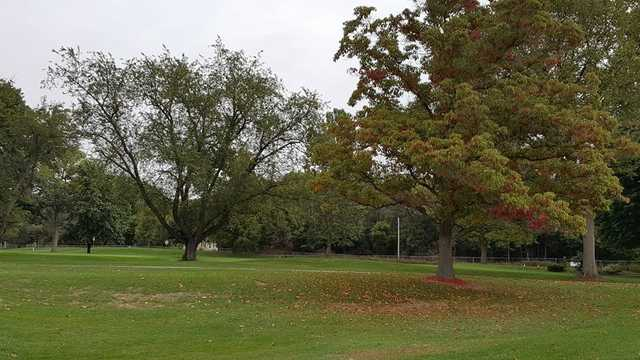 A fall day view from Bowlers Country Club