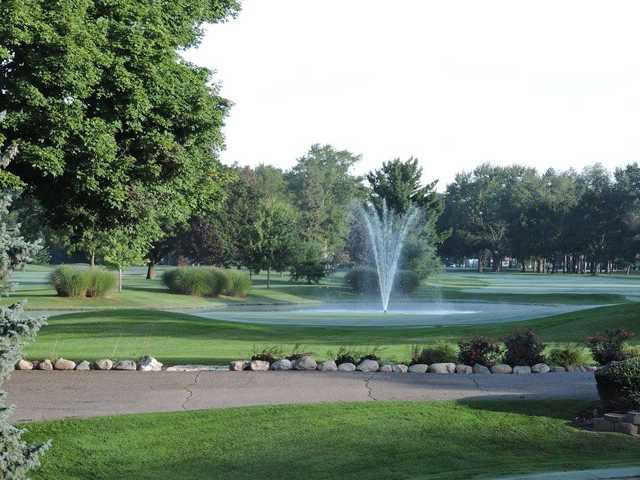 A view from Morris Park Country Club
