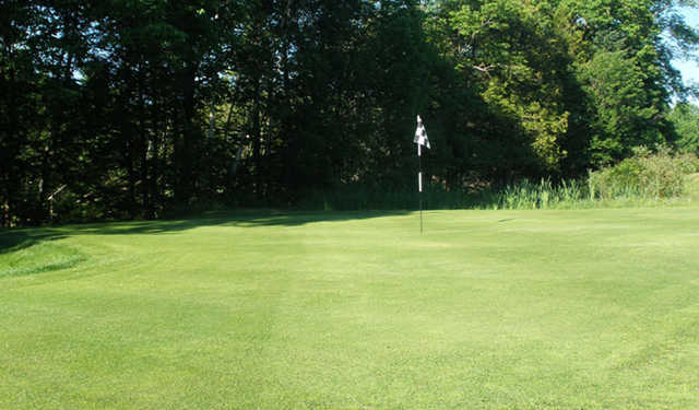 A view of the 7th green at Va Jo Wa Golf Club