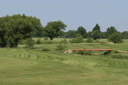 A view from the Links at Pretty Prairie