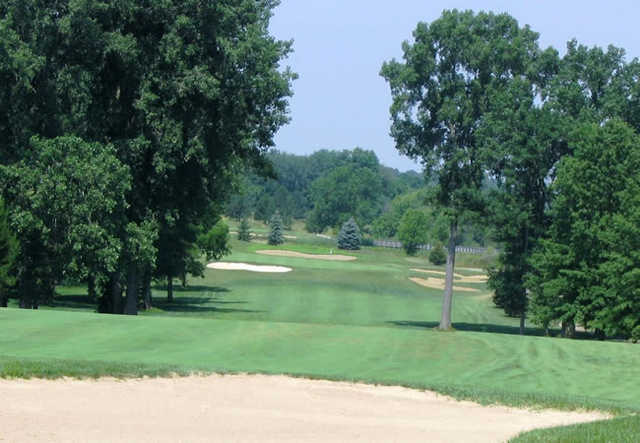 View from Indian Springs GC