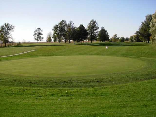 A view from Shambolee Golf Club