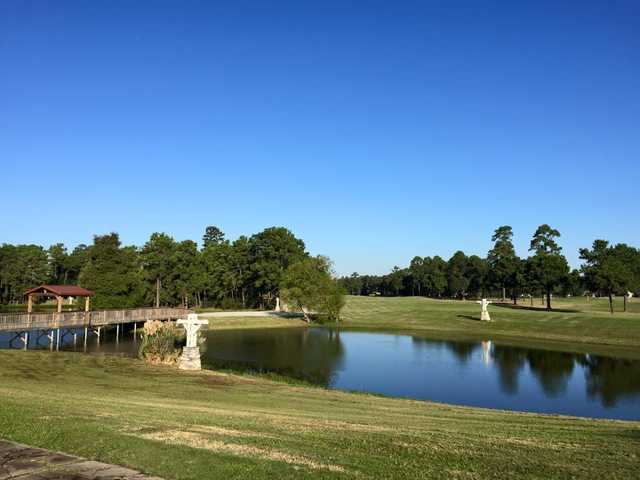 A view from Atascocita Golf Club
