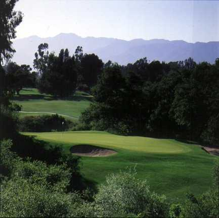 A green view from Ojai Valley Inn & Spa
