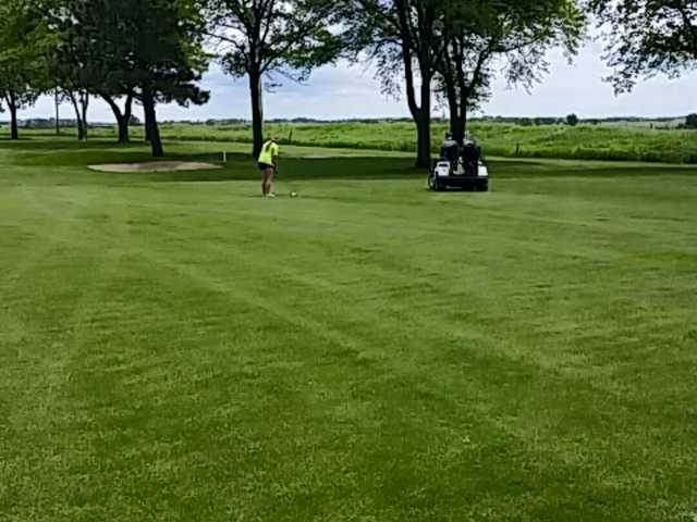 A view from Elkhorn Acres Golf Course (Krissy Schellpeper)