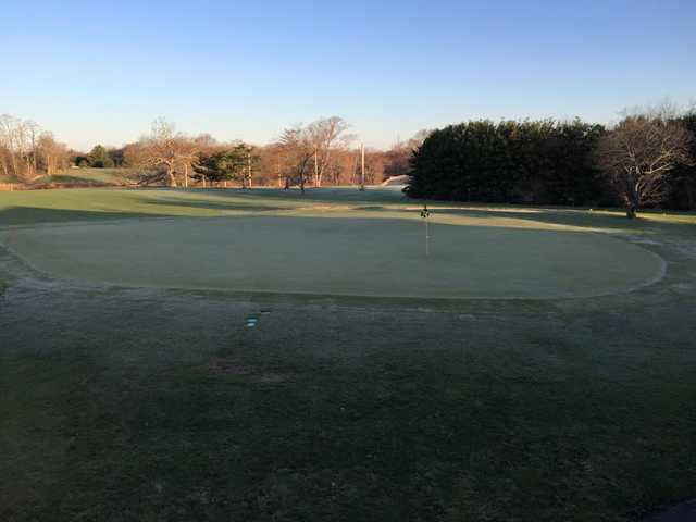 A view of a green at Bey Lea Golf Course (Michael Taynor)