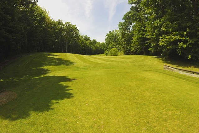 A view of the 12th fairway at Ironwood Golf Course