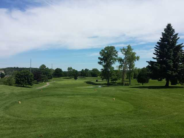 A view from tee #5 at Ironwood Golf Course