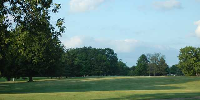 A view from Branson Bay Golf Course