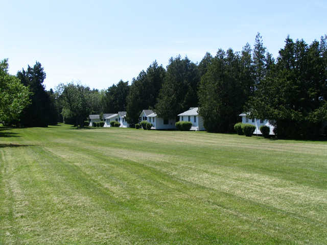 A view from Wilcox Cove Cottages & Golf