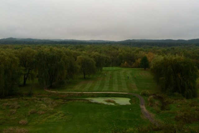 A view from Riverbend Golf Course (Joe Naylor)