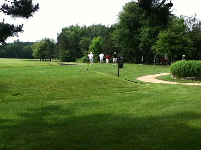 A view from tee #3 at North Branch Golf Course