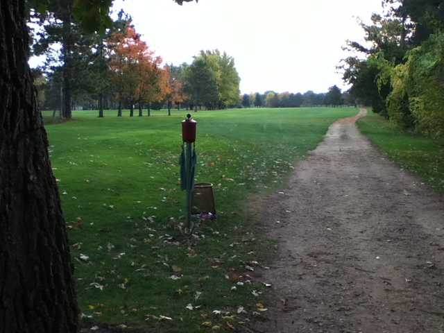 A view from North Branch Golf Course