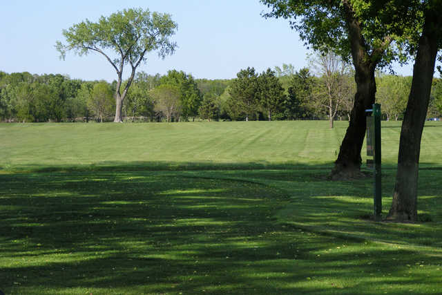 A sunny day view from Falcon Ridge Golf Course