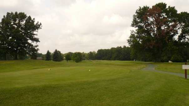 Heritage Glen GC: green