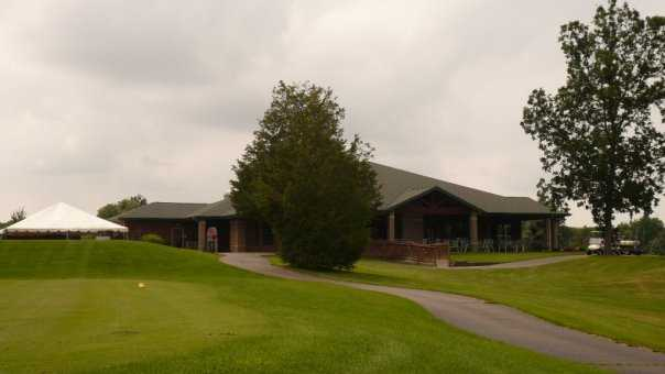 Heritage Glen GC: clubhouse