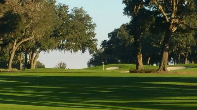 A view of the 3rd hole at Adena Golf & Country Club