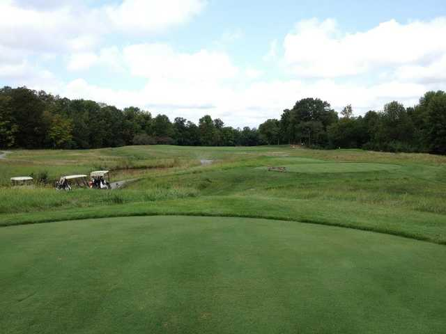 A view from tee #18 at The Golf Club (John Emmerling)