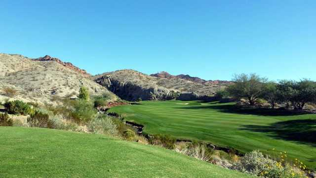 A view from the 12th tee at Cascata