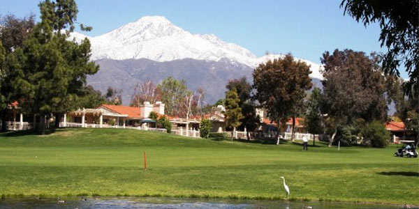 View of a green at Upland Hills Country Club