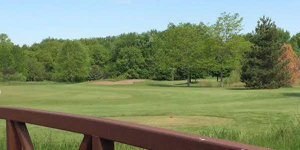 A view from Boone Creek Golf Club