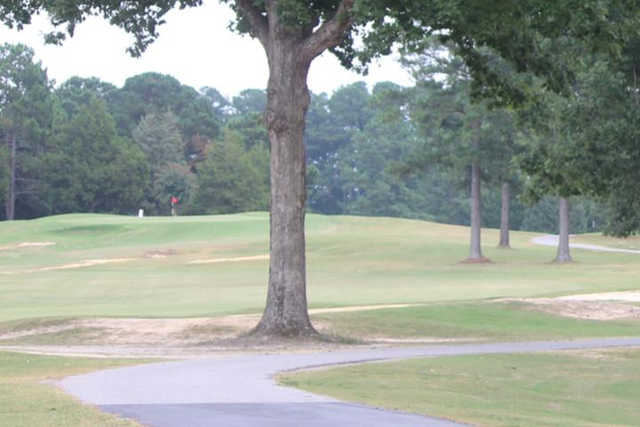 A view of a green at Beechwood Country Club