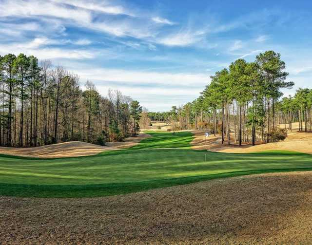 A view of the 6th hole at Heritage Nine from Heritage Golf Links