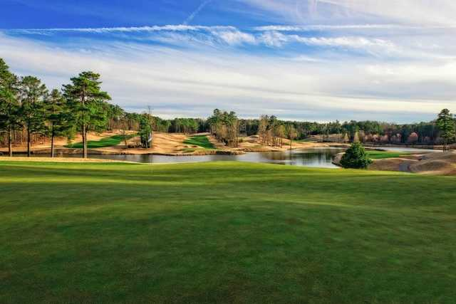 A view of hole #9 at Legacy Nine from Heritage Golf Links