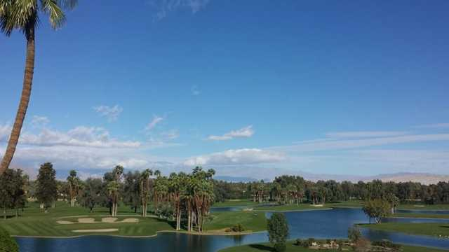 View from the The S at Rancho Mirage