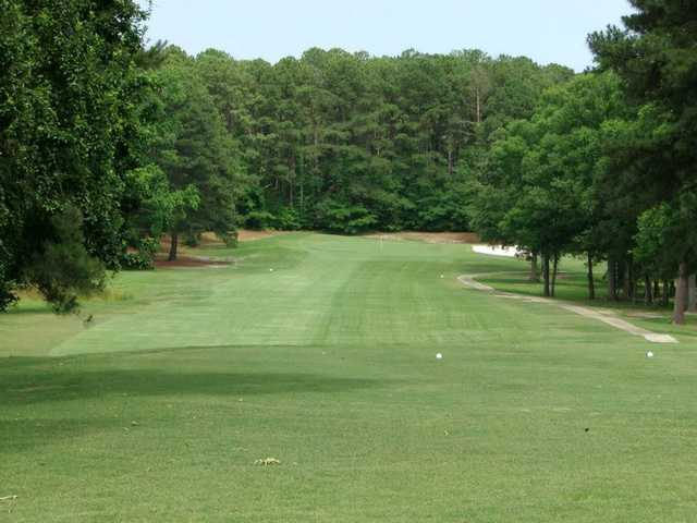 A view from tee #15 at Country Club Of Johnston County