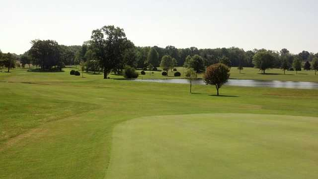 A view from Westville Lake Country Club (Chris McDaniel)